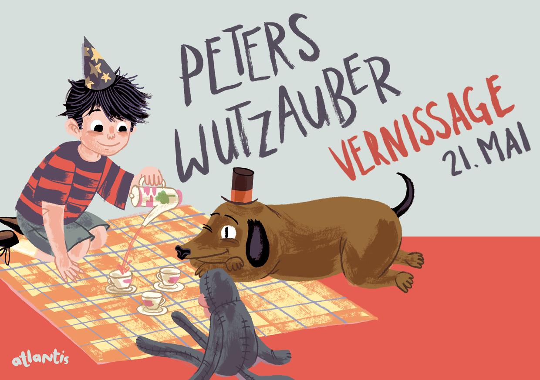 Peters Wutzauber
