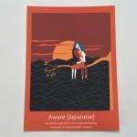 Postkarte_Aware