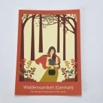 Postkarte_Waldeinsam
