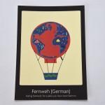 Postkarte_Fernweh
