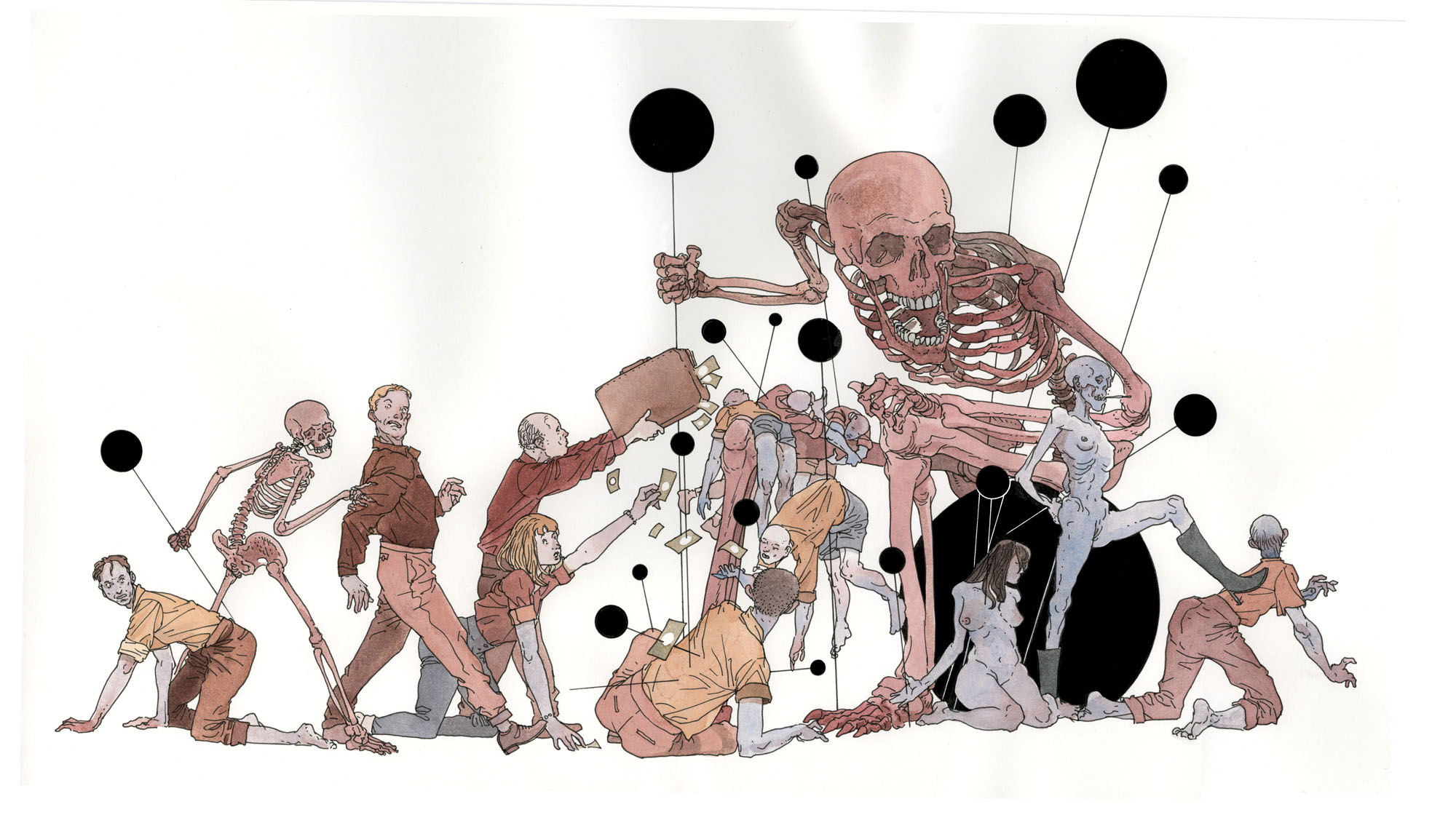 Tod-auf-Kugel